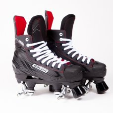 Bauer NS Quad Roller Skates (No Wheels/Bearings)