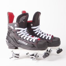 Bauer NS Quad Roller Skates - Rock Plate (No Wheels/Bearings)