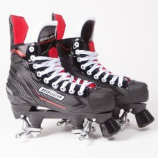 Bauer NSX Quad Roller Skates (No Wheels/Bearings)