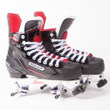 Bauer NSX Quad Roller Skates - Sure-Grip Avanti Plate  (No Wheels/Bearings)