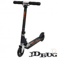 JD Bug Street 150 Series Scooter - Matt Black