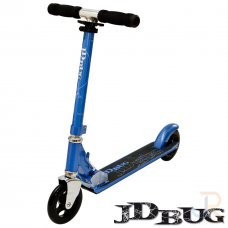 JD Bug Street 150 Series Scooter - Reflex Blue