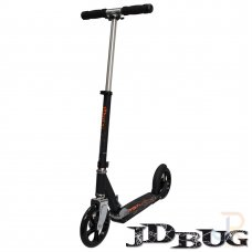 JD Bug Street 200 Series Scooter - Matt Black