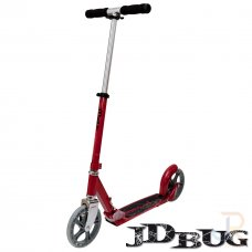 JD Bug Street 200 Series Scooter - Red Glow Pearl