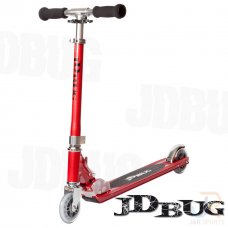 JD Bug Original Street Series Scooter - Red Glow Pearl