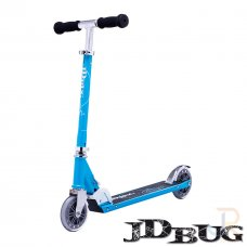 JD Bug Classic Street 120 Series Scooter - Sky Blue