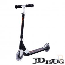 JD Bug Classic Street 120 Series Scooter - Matt Black
