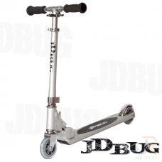 JD Bug Original Street Series Scooter -Silver