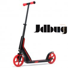 JD Bug PRO Commute 185 Scooter - Red/Black