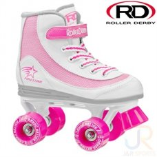 Roller Derby FireStar V2.0 Roller Skates, Girls