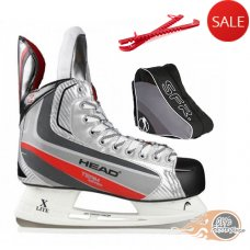 Head S4 Ice Hockey Skates Package