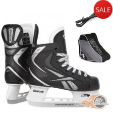 Reebok 5K Ice Hockey Skates Package