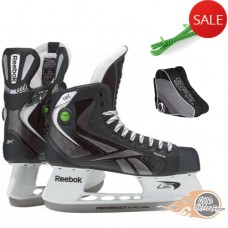 Reebok 9K Pump Ice Skates Package