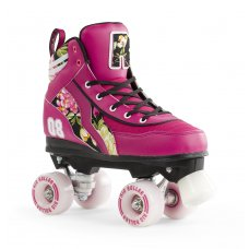 Rio Roller Flower Quad Skates - Limited Edition