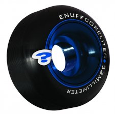 Enuff Corelites Skateboard Wheels Black/Blue