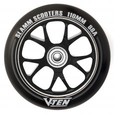 Slamm 110mm V-Ten II Wheels  - Various Colours
