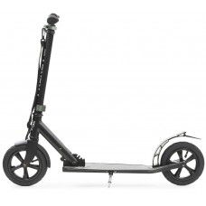 Frenzy 205mm Pneumatic Recreational Scooter Black