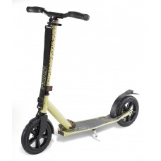 Frenzy 205mm Pneumatic Recreational Scooter Cream