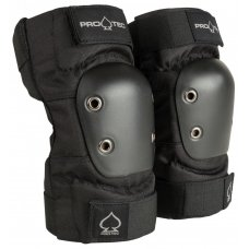 Pro-Tec Street Elbow Pads Black - Adult