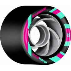 Rollerbones Quad Wheels Rogue Runner Signature 62mm 88A