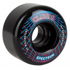 Clouds Urethane Quad Skate Wheels Spectrum 78A (Pack of 4)