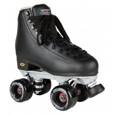 Sure-Grip Fame Outdoor Quad Skates - Black