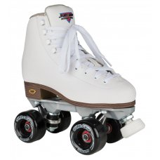 Sure-Grip Fame Outdoor Quad Skates - White