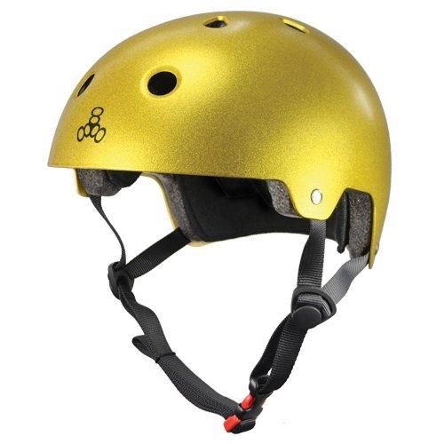 Brainsaver Helmet Sweatsaver Liner Roller Triple 8 Eight Matte White