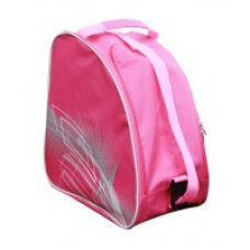Pink/Silver Skate Bag - California Pro