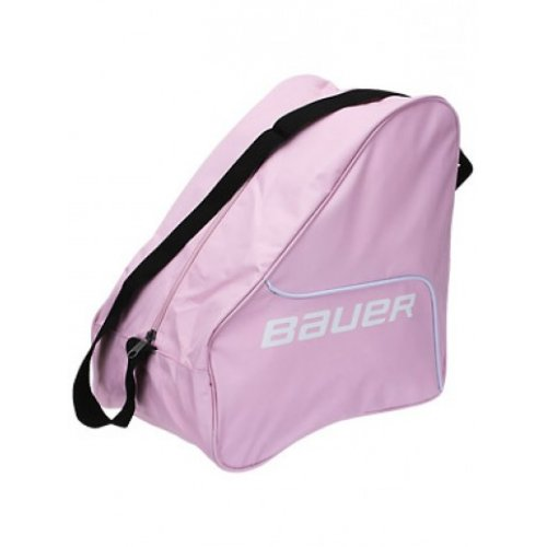 Bauer Large Ice and Quad Skate Bag - PINK