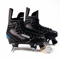 Bauer Nexus N5000 Quad Skates  (No Wheels/Bearings)