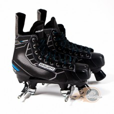 Bauer Nexus N5000 Quad Skates - Wide Hanger Truck  (No Wheels/Bearings)
