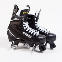 Bauer Supreme S140 Quad Skates - Wide Hanger Truck  (No Wheels/Bearings)