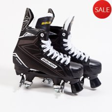 Bauer Supreme S140 Quad Skates -  (No Wheels/Bearings)