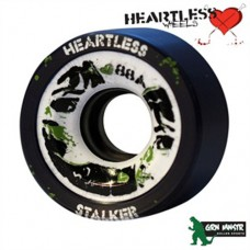 Grn Mnstr Heartless Wheels - Stalker/Midnight - 59mm/88A (pk 4)