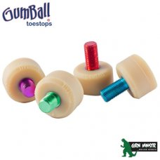 Gumball V2 Toe Stops - Long 30mm (pair)