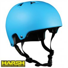 Harsh PRO EPS Safety Helmet - Sky Blue