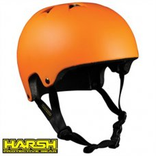 Harsh PRO EPS Safety Helmet - Orange Matt
