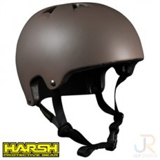 Harsh PRO EPS Safety Helmet - Bronze Matt