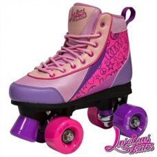 Luscious Retro Quad Skates - Pure Passion - Kids & Adults