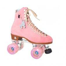 Moxi Lolly Strawberry Quad Roller Skates - Triton Plate