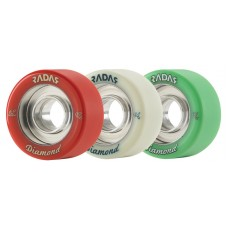 Radar Diamond Wheels (4 Pack)