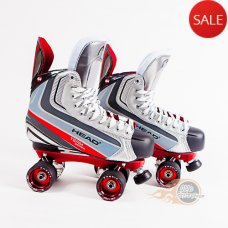 Head S4 Quad Roller Skates Probe/Rock Plate Custom - Bauer Style