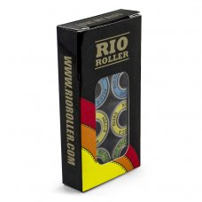 Rio Roller Precision Abec 9 Coloured Bearings
