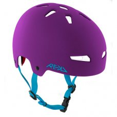 REKD Elite Helmet Purple/Blue