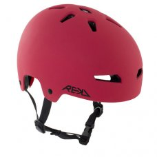 REKD Elite Helmet Red/Black