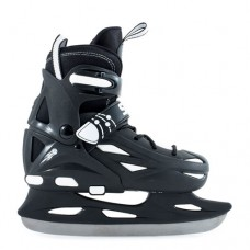SFR Eclipse Adjustable Ice Skate - Black
