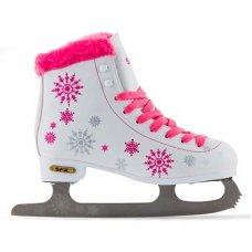 SFR Snowflake Ice Skates Junior