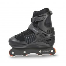 Anarchy Panik 3 Childs Aggressive Inline Skates - Adjustable