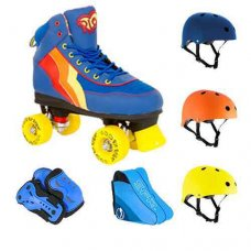 Rio Roller Blueberry Kids Package with FREE SPANNER